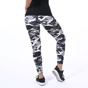 Camouflage Elastic Leggings for Woman Refuse You Lose color: Javier Baez Home World Series Jersey|3|4|5|6|7|Javier Baez Alternate World Series Jersey