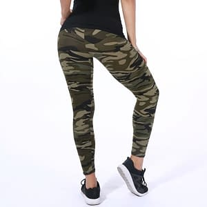 Camouflage Elastic Leggings for Woman Refuse You Lose color: Javier Baez Home World Series Jersey 3 4 5 6 7 Javier Baez Alternate World Series Jersey