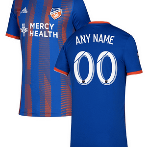 Fc Cincinnati Mls Soccer Jersey For Men Women And Youth Any Name And Number Refuse You Lose
