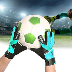 Kid's Soccer Goalkeeper Gloves Refuse You Lose color: Blue|Yellow|Green|Orange