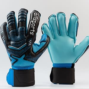 Breathable Non-Slip Football Goalkeeper Gloves Refuse You Lose color: Blue|Green|Orange|Red