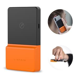 Slim QI Wireless Power Bank Refuse You Lose Item Type: DIY Box & Shell