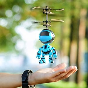 Intelligent Hand Sensing Flying Robot Item Type: Model  Refuse You Lose