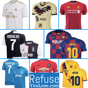 Club Soccer Jerseys