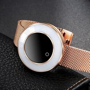 Women's Elegant Round Smart Wristband Refuse You Lose