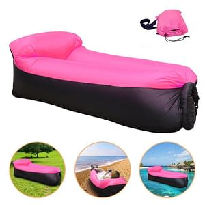 High Quality Comfortable Soft Durable Inflatable Sofa Refuse You Lose brand: Refuse You Lose