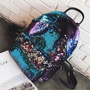 Fashion Holographic Sequins Backpack Limited Time Deals ⏳ 2020 New Deals 🎉 Best Gifts of 2020 🎁 Best Gifts of 2020 For Girls 👸🏻 Best Gifts of 2020 For Women 🌹 Deals For Women 👗 Accessories For Women color: Creamy White|Black|Blue|Gold  Refuse You Lose https://refuseyoulose.com