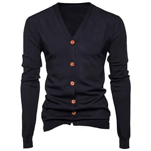 Casual V Neck Cardigan for Men Limited Time Deals ⏳ 2020 New Deals 🎉 Best Gifts of 2020 🎁 Best Gifts of 2020 For Men 💪 Deals For Men 💪 Coats For Men color: Black|Blue|England|Gray|Khaki|Green|Navy|Orange  Refuse You Lose https://refuseyoulose.com