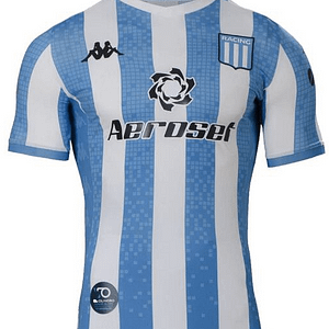 Argentina Racing Club Soccer Jersey for Men, Women, or Youth (Any Name and Number) Refuse You Lose color: 2020 Home|2020 Road|2019 Home|2019 Road