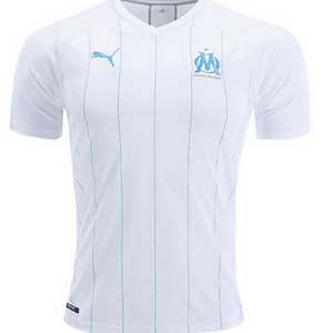 Olympique de Marseille Soccer Jersey for Men, Women, or Youth (Any Name and Number) Refuse You Lose color: 2019-2020 Home 2019-2020 Road 2019-2020 Third