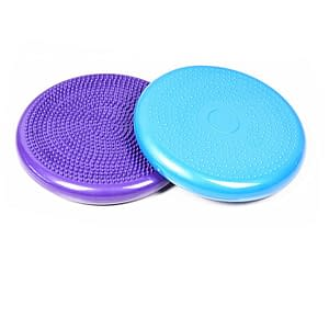 Inflatable Massaging Balance Mat Refuse You Lose color: Blue|Purple