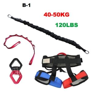 Bungee Dance Fitness Training Rope Weight: Up To 120 Lbs (40-50 KG)  Refuse You Lose