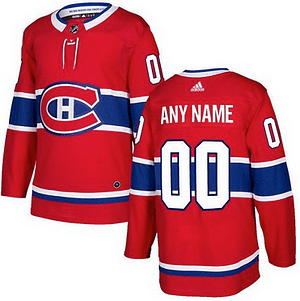 Montreal Canadiens NHL Hockey Jersey For Men, Women, or Youth (Any Name and Number) Refuse You Lose color: Away Home