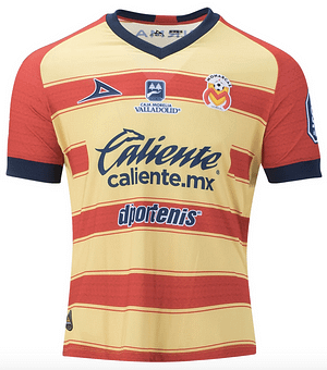 Monarcas Morelia Soccer Jersey for Men, Women, or Youth (Any Name and Number) Refuse You Lose color: Away|Home