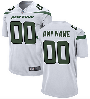 New York Jets NFL Football Jersey For Men, Women, or Youth (Any Name and Number) Refuse You Lose color: Alternate|Away|Home