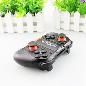 Bluetooth Controller For Android and iOS + Phone Holder Refuse You Lose Type: Gamepads