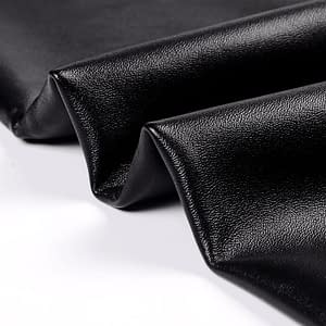 Women's Warm Leather Leggings Refuse You Lose type-1: Thin Fleece Leather|Velvet Warm Leather