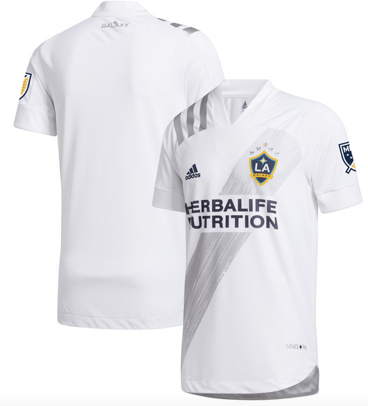 La Galaxy Mls Soccer Jersey For Men Women Or Youth Any Name And Number Refuse You Lose