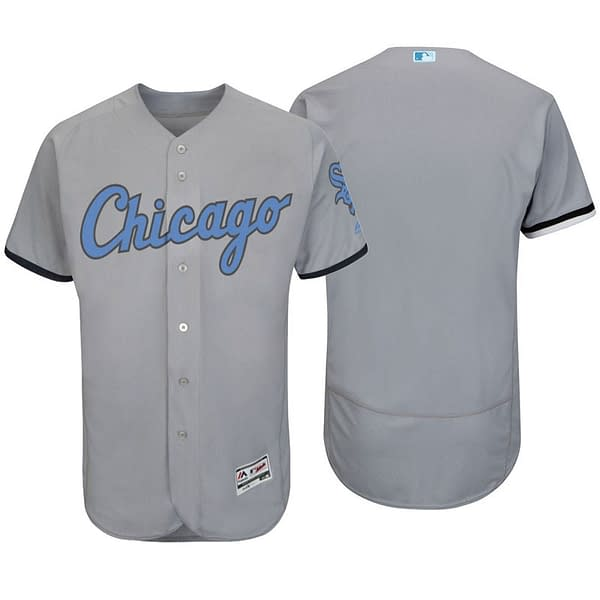 Chicago White Sox Road Father's Day MLB Baseball Jersey