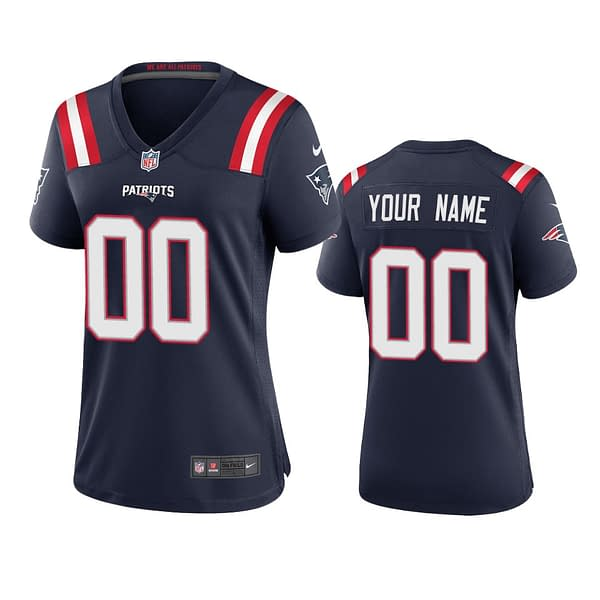 New England Patriots Jerseys For Women, Youth, or Men | Customizable brand: Refuse You Lose  Refuse You Lose