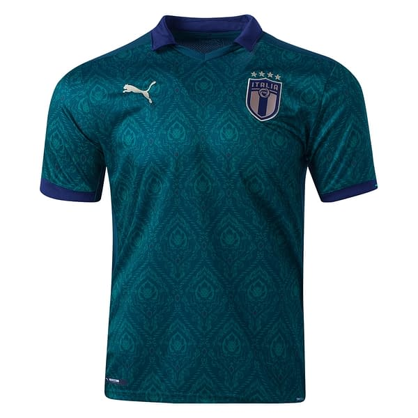 Customizable Italy Soccer Jersey For Men, Women, or Youth Refuse You Lose color: 2020-2021 Home|2020-2021 Road|2020-2021 Third