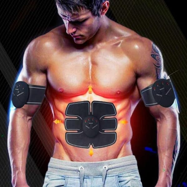 Wireless Muscle Stimulators Set Refuse You Lose color: 6Pack 3in1|6Pack 3in1 5Gel|6Pack 3in1 Hip|6Pack ABS|6Pack ABS Hip|8Pack 3in1|8Pack 3in1 6Gel|8Pack 3in1 Hip|8Pack ABS|Arm 1Pair|Hip Trainer
