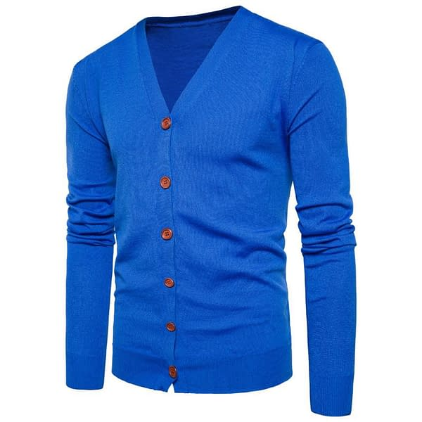 Casual V Neck Cardigan for Men Limited Time Deals ⏳ 2020 New Deals 🎉 Best Gifts of 2020 🎁 Best Gifts of 2020 For Men 💪 Deals For Men 💪 Coats For Men color: Black Blue England Gray Khaki Green Navy Orange  Refuse You Lose https://refuseyoulose.com