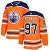 Connor McDavid Edmonton Oilers NHL Hockey Jersey For Men, Women, or Youth Gifts For Men Sports Jerseys For Men Sports Jerseys For Women Jerseys For Kids Sports & Jerseys Hockey Jerseys color: Away|Home