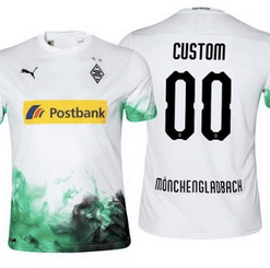 Borussia Mönchengladbach Soccer Jersey for Men, Women, or Youth (Any Name and Number) Gifts For Men Sports Jerseys For Men Sports Jerseys For Women Jerseys For Kids Sports & Jerseys Soccer Soccer Jerseys FIFA Club Soccer Jerseys European Football Clubs Bundesliga Jerseys color: Away|Third|Home