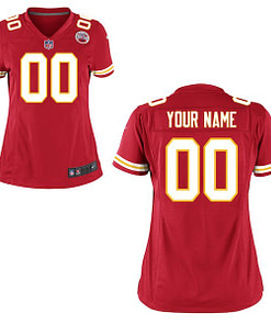 Kansas City Chiefs NFL Football Jersey For Men, Women, or Youth (Any Name and Number) Gifts For Men Sports Jerseys For Men Sports Jerseys For Women Jerseys For Kids Sports & Jerseys Football Jerseys color: White|Red