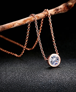https://refuseyoulose.com Rose Gold Necklace with Clear, Blue, Fuchsia, or Green Crystal Jewelry 💎 Best 2019 Deals Clearance 🚨 8d255f28538fbae46aeae7: Blue Crystal|Clear Crystal|Fuchsia Crystal|Green Crystal Refuse You Lose https://refuseyoulose.com/shop/rose-gold-necklace-with-clear-blue-fuchsia-or-green-crystal/