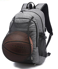https://refuseyoulose.com Basketball Ball Net USB Port Sports Backpack Best Gifts of 2020 For Men 💪 Sports & Jerseys ⚾️🏀🏈⚽️🏒 Basketball Products 🏀 color: Black|Black with Net|Gray|Gray with Net Refuse You Lose https://refuseyoulose.com/shop/basketball-ball-net-usb-port-sports-backpack/