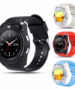 Unisex SIM Smart Watch with Camera Limited Time Deals ⏳ 2020 New Deals 🎉 Smart Watches / Wristbands ⌚️ Refuse You Lose https://refuseyoulose.com