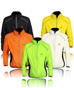 Men's Sport Windproof Jacket or Vest | 5 Colors | 7 Styles Workout At Home Workout at Home For Men 2020 New Deals Best Gifts of 2020 Best Gifts For Men in 2020 For Men Gifts For Men Coats For Men Sportswear For Men color: Green with Black|Long Sleeve Beige|Long Sleeve Black|Long Sleeve Green|Long Sleeve Orange|Long Sleeve Yellow|Reflective Hoodies B|Reflective Hoodies G|Reflective Jacket 5|Reflective Jacket 8|Reflective Vest B 8|Reflective Vest G 5|Reflective Vest G 8|Reflective Vest O 8