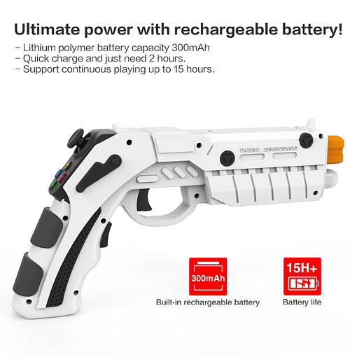 https://refuseyoulose.com Bluetooth Shooting Gun Gamepad For Android, iOS, and PC Best Gifts of 2020 For Boys 🙍🏻♂️ Gaming 🕹 Type: Gamepads Refuse You Lose https://refuseyoulose.com/shop/bluetooth-shooting-gun-gamepad-for-android-ios-and-pc/