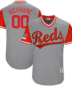 https://refuseyoulose.com Cincinnati Reds MLB Baseball Jersey For Men, Women, or Youth (Any Name and Number) Jerseys For Men ⚾️🏀🏈⚽️🏒 Jerseys For Women ⚾️🏀🏈⚽️🏒 Jerseys For Kids ⚾️🏀🏈⚽️🏒 Baseball Jerseys 👕⚾️👚 color: 2018 Nickname|2019 Nickname|Black V-Neck|Alternate|Camouflage|Memorial Day|Home|Road Refuse You Lose https://refuseyoulose.com/shop/cincinnati-reds-mlb-baseball-jersey-for-men-women-or-youth-any-name-and-number/