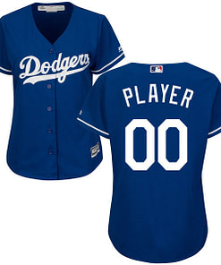 Los Angeles Dodgers MLB Baseball Jersey For Men, Women or Youth (Any Name and Number) Gifts For Men Sports Jerseys For Men Sports Jerseys For Women Jerseys For Kids Sports & Jerseys Baseball Jerseys color: 2018 Nickname|2019 Alternate Blue|2019 Alternate Gray|2019 Nickname|2020 Alternate Blue|2020 Alternate Gray|2020 Home|2020 Road|2019 Home|2019 Road|Memorial Day