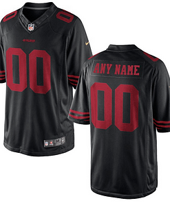 https://refuseyoulose.com San Francisco 49ers NFL Football Jersey For Men, Women, or Youth (Any Name and Number) Jerseys For Men ⚾️🏀🏈⚽️🏒 Jerseys For Women ⚾️🏀🏈⚽️🏒 Jerseys For Kids ⚾️🏀🏈⚽️🏒 Football Jerseys 👕🏈👚 color: Black|White|Red Refuse You Lose https://refuseyoulose.com/shop/custom-san-francisco-49ers-nfl-football-jersey-for-men-women-or-youth-any-name/