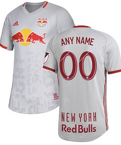 New York Red Bulls MLS Soccer Jersey for Men, Women, or Youth (Any Name and Number) Gifts For Men Sports Jerseys For Men Sports Jerseys For Women Jerseys For Kids Soccer Jerseys FIFA Club Soccer Jerseys MLS Jerseys color: 2018 Home|2018 Road|2019 Home