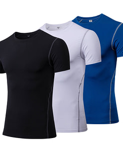 https://refuseyoulose.com Comfortable Quick Drying Compressive Sports Men's T-Shirt Shirts For Men 🎽 color: Black Blue Gray White Green Purple Red Refuse You Lose https://refuseyoulose.com/shop/comfortable-quick-drying-compressive-sports-mens-t-shirt/