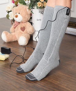 https://refuseyoulose.com Socks With USB-Powered Heaters Best Gifts of 2020 For Women 🌹 Best Gifts of 2020 For Men 💪 Consumer Electronics 🔌 Accessories For Men Accessories For Women color: Gray Refuse You Lose https://refuseyoulose.com/shop/socks-with-usb-powered-heaters/