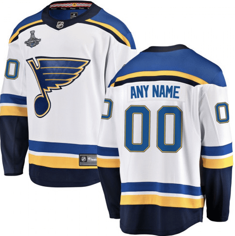 St. Louis Blues NHL Hockey Jersey For Men, Women, or Youth (Any Name and Number) Jerseys For Men ⚾️🏀🏈⚽️🏒 Jerseys For Women ⚾️🏀🏈⚽️🏒 Jerseys For Kids ⚾️🏀🏈⚽️🏒 Hockey Jerseys (NHL) 👚🏒🥅👕 color: Alternate Stanley Cup Championship|Away Stanley Cup Championship|Home Stanley Cup Championship|Alternate|Away|Home Refuse You Lose https://refuseyoulose.com