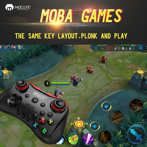 https://refuseyoulose.com Gamepad Controller For Smart Phone (iOS or Android) and PC Best Gifts of 2020 For Boys 🙍🏻♂️ Gaming 🕹 color: Black|White Refuse? You Lose! https://refuseyoulose.com/shop/gamepad-controller-for-smart-phone-ios-or-android-and-pc/