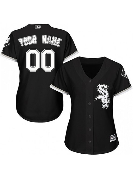 Chicago White Sox MLB Baseball Jersey For Men, Women, or Youth (Any Name and Number) Gifts For Men Sports Jerseys For Men Sports Jerseys For Women Jerseys For Kids Sports & Jerseys Baseball Jerseys color: 2018 Nickname|2019 Nickname|2020 Alternate|2020 Home|2020 Road|2019 Alternate|Cooperstown|2019 Home|2019 Road|Road Father's Day