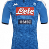 S.S.C. Napoli Soccer Jersey For Men, Women, or Youth (Any Name and Number) Refuse You Lose color: 2019 Third|2018 Home|2018 Road|2019 Home|2019 Road