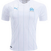 Olympique de Marseille Soccer Jersey for Men, Women, or Youth (Any Name and Number) Refuse You Lose color: 2019-2020 Home|2019-2020 Road|2019-2020 Third