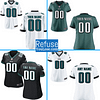 Philadelphia Eagles NFL Football Jersey For Men, Women, or Youth (Any Name and Number) brand: Refuse You Lose  Refuse You Lose