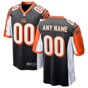 Cincinnati Bengals Jersey For Men, Women, or Youth   Customizable brand: Refuse You Lose  Refuse You Lose