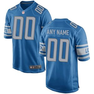 Detroit Lions Football Jersey For Men, Women, or Youth | Customizable brand: Refuse You Lose  Refuse You Lose