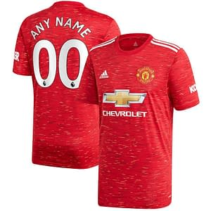Manchester United FC Jersey For Men, Women, or Youth | Customizable color: 2018 Alternate|2019 On-Field Training|2018 Home|2018 Road|2019 Home|2019 Road  Refuse You Lose